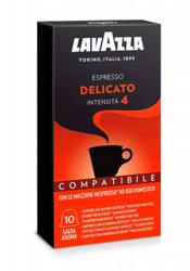 Kapsułki do Nespresso Lavazza Delicato - 10 sztuk