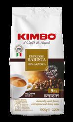 Kawa ziarnista KIMBO Espresso Barista 100% Arabica 1kg