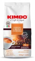 Kawa ziarnista Kimbo Crema Intensa 1kg