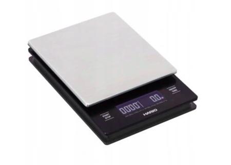 Hario Metal Drip Scale - Waga do metod alternatywnych
