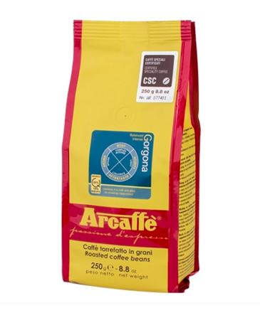 Kawa ziarnista Arcaffe Gorgona 250g