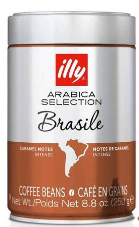 Kawa ziarnista ILLY Monoarabica Brazil 250g
