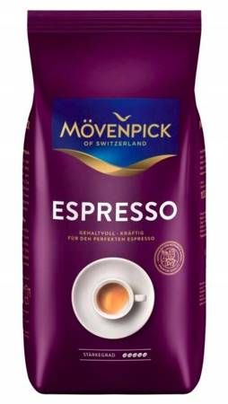 Kawa ziarnista Movenpick Espresso 1kg