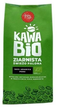 Kawa ziarnista Quba Caffe Peru 100% Arabica 250g - BIO